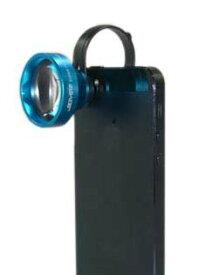【送料無料】【輸入元直販】Lumen/ルーメンSuperTelePhotoGlassLensx 5倍 望遠カメラレンズスマートフォン/タブレット/ガラケー(携帯電話)対応クリップ式セルカレンズ