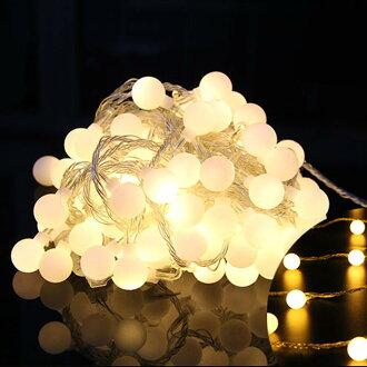 5 M 50구 방수 LED 작은 볼 스트링 전지식 LED 일루미네이션 라이트 샴페인 골드 결혼식, 홈 파티 생일 파티 크리스마스 등에 최적 전광 장식    10P03Dec16