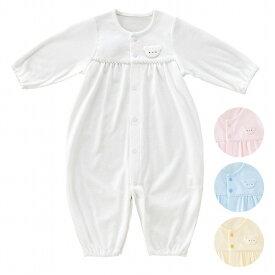 日本製 ツーウェイオール オールシーズン フライスベア 男の子 女の子 ベビー服 出産準備 出産祝い
