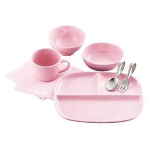 日本製 食器セット 有田焼 シュガーベビー 離乳食 7点セット プレゼント ギフト お祝い 男の子 女の子 出産祝い