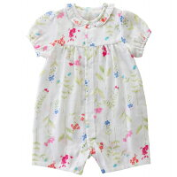 bd00826abf5c5 PR  公式ショップ 赤ちゃんの城 ベビー服 ロンパース 半袖コ.