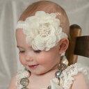【0-5才】【ドレスに合うヘアバンド】 ベビー リボン ドレス用 ヘアーバンド 髪飾り 赤ちゃん ヘアアクセサリー 子供…