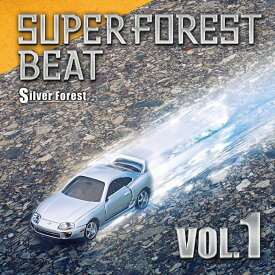 Super Forest Beat VOL.1 / Silver Forest 入荷予定:2017年10月頃