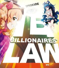 BILLIONAIRES' LAW / ZYTOKINE 発売日:2018年08月頃