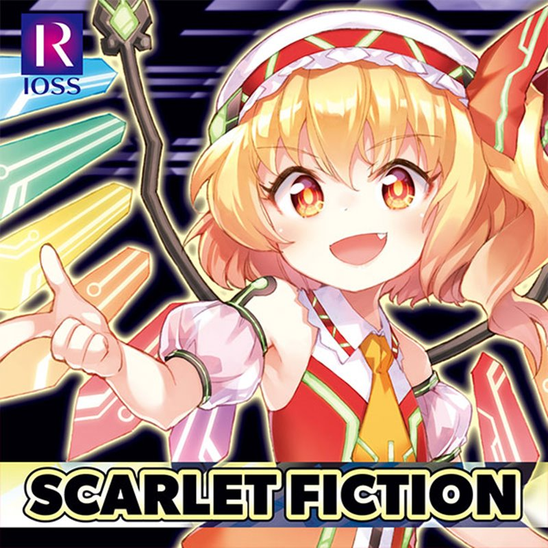 SCARLET FICTION / Project RIOSS 発売日:2018年08月10日