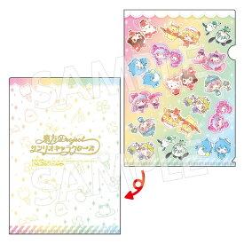 東方Project×サンリオキャラクターズ A4クリアファイル 集合柄 / エイコー 発売日:2020年11月頃