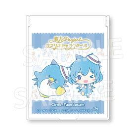 東方Project×サンリオキャラクターズ 折りたたみミラー チルノ×タキシードサム / エイコー 発売日:2020年11月頃