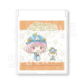 東方Project×サンリオキャラクターズ 折りたたみミラー 西行寺幽々子×コロコロクリリン / エイコー 発売日:2020年11月頃