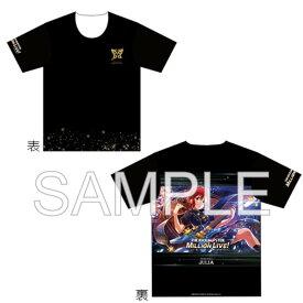 アイドルマスター ミリオンライブ! フルカラーTシャツ 「シャイニングワールド ジュリア」Ver. XL / つくり 発売日:2020年08月頃