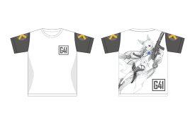 ドールズフロントライン フルカラーTシャツ3 G41 サイズM / イザナギ 発売日:2019年02月頃