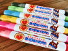 SunStar stationery /sunstar drawing pen 6 colors 2460010 E it don't! Anpanman /anpanman ★ ☆ felt-tip pens and paint pen water type / join of preparation / back to school / jam pan and stand together / anpanman toy ★ ☆