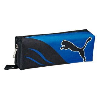 Put PUMA / PUMA smart cat pen case (blue) 754 pmbl ★ ☆ your pencil case, pencil / pen / enrollment of preparatory school ★