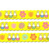 Ctswa / Miffy masking tape A MF295A travel series ★ miffy and Dick Bruna and naminami on ur wall character tape cut on ur wall and decorate decoration seal / floral / Miffy ★