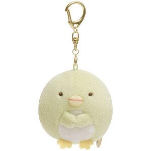 【Sumikkoグッズ】すみっコぐらし ぺんぎん? MX-38601 スーパーもーちもちぶらさげぬいぐるみ★ペンギンのキーホルダー付き小さいぬいぐるみSumikkogurashi/すみっコグッズすみっこぐらしグッ
