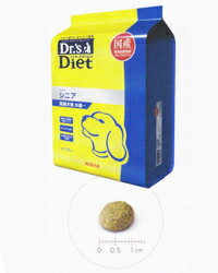 ドクターズダイエット 犬用 シニア 高齢犬用 8歳〜 3.8kg 。8歳以上の高齢犬用。