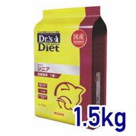 ドクターズダイエット 猫 シニア ドライ 1.5kg