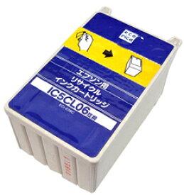 【エコリカインク(プリンター用交換インク)】 エプソン互換品 IC5CL06互換 ECI-E06C カラー