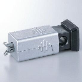【アウトレット】【メール便可】 BSQ05A バッファロー PC や モニター の 盗難防止 に セキュリティースロット 用 セキュリティーアダプター