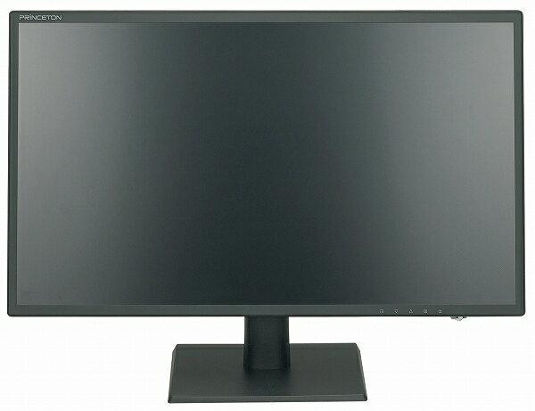 【アウトレット】 プリンストン PTFBLT-22W 22型 22インチ フルHD ワイド液晶モニター 液晶ディスプレイ ノングレア 非光沢 広視野角パネル採用 HDCP対応 DVI HDMI入力 21.5型 21.5インチ ブラック