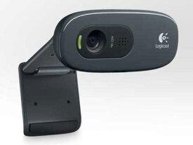 【新品】【お取寄品】 ロジクール Logicool WEBカメラ Webcam 120万画素 UVC対応 720p ウェブカム HD Webcam C270