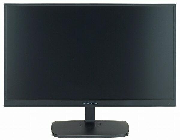 【アウトレット】 プリンストン PTFBDE-24W 24型 24インチ フルHD ワイド液晶モニター 液晶ディスプレイ ノングレア 非光沢 広視野角パネル採用 HDCP対応 DVI VGA HDMI入力 23.6型 23.6インチ ブラック