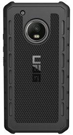 【アウトレット】【メール便可】 UAG-MOTOG5PLS-BK Motorola Moto G5 Plus 用 ケース コンポジットケース ブラック 国内正規代理店品 モトローラ URBAN ARMOR GEAR アーバンアーマーギア