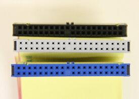 【未使用品】【アウトレット】【メール便可】 IDE用 フラット ケーブル 80Pin 約45cm 箱、袋無し