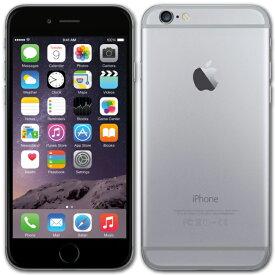 【ジャンク】【メール便可】 iPhone6 本体 16GB スペースグレイ 白ロム Docomo版 Apple アップル A1586 MG472J/A 箱無し 付属品無し