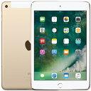 【中古】【送料無料】 Apple アップル iPad mini4 本体 16GB ゴールド 白ロム au版 MK712J/A 箱無し 付属品無し Cランク