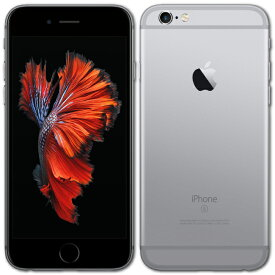 【中古】【訳あり】【メール便送料無料】 Apple アップル iPhone6s 本体 32GB スペースグレイ 白ロム au版 Apple アップル A1688 MN0W2J/A 箱無し 付属品無し Cランク