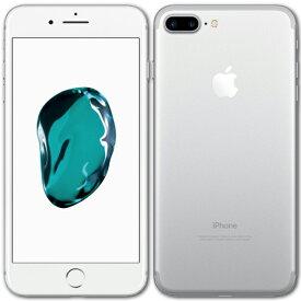 【中古】【送料無料】 iPhone7 Plus 本体 32GB シルバー 白ロム Docomo版 Apple アップル A1785 MNRA2J/A 箱無し 付属品無し Cランク
