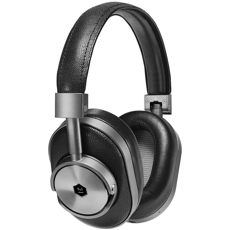 Master&Dynamic マスター&ダイナミック Bluetooth対応ヘッドホン MW60 ガンメタル/ブラック [MW60G1-GM]