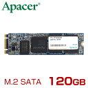 Apacer アペイサー M.2 SATAIII接続 SSD SC80シリーズ 120GB AP120GSC80 [簡易包装]