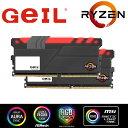 GEIL PC用メモリ DDR4 EVO X Dual Channel KIT GAEXY416GB3200C16ADC [EVO X 3200 8Gx2 AM...