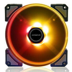 InWin CROWN AC140 シングルパック インウィン RGB対応 14cmケースファン [AC140FAN-1PK]