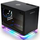 【7月24日発売 発売日以降お届け】InWin A1 PLUS Black インウィン MiniITX PCケース ブラック 650W 80PLUS Gold電源…