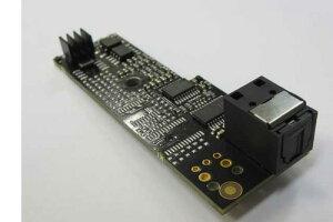 HELIX(ヘリックス)HDM-1 車載用 DACカードC-ONE用光デジタル入力モジュール