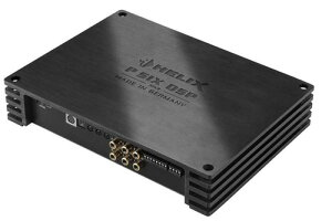 HELiX(ヘリックス)HELIX P-SIX DSPMK2(8ch ハイレゾDSP内蔵6ch パワーアンプ ) 車載用6chパワーアンプ