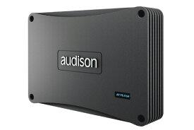 【新製品】audison(オーディソン)APF8.9bit車載用DSP内蔵8chアンプ