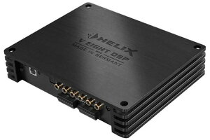 【新製品】HELiX ヘリックスV-EIGHT DSP MKII10ch ハイレゾ DSP 内蔵 8ch パワーアンプ