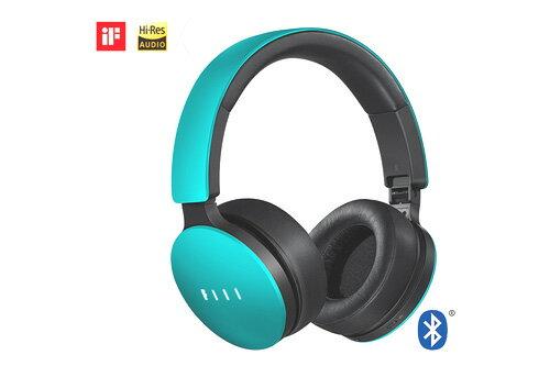 FIIL(フィール)FIIL WIRELESS-BLUEオーバーイヤーワイヤレスヘッドホン