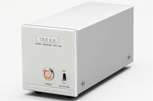 【新製品】TRIODE(トライオード)TRX-EQ6フォノイコライザーアンプ
