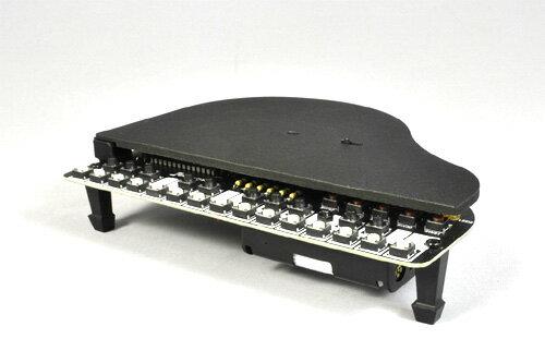 EKJAPANエレキット AW-865ミニ・グランドピアノはんだづけ電子工作入門シリーズ