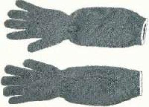 防刃グローブ スペクトラアームガード フリーサイズ グレー 灰色 防刃ウェア 護身 防刃 耐刃 手袋 肘 護身用 刃物 カッター ナイフ 警備 防災 災害 仕事用 個人用 通り魔 ストーカー 水 汗 紫