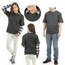 防刃シャツ ブラックケブラーTシャツ 切れない 服 護身 防犯 ストーカー つきまとい 通り魔 刃物 包丁 鉈 暴漢 防寒 対策 ブレードラン…