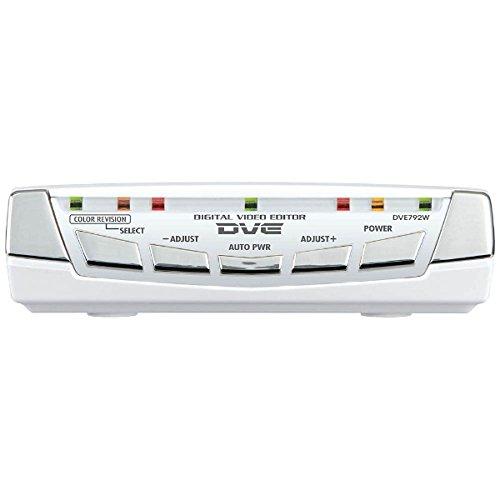 デジタルビデオ編集機 DVE792W プロスペック