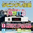 【訳アリ品】地デジWチューナー搭載HDMI入力レコーダー アキバコンピューター「カラバコ(ABC-EN2)」