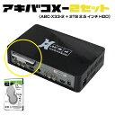 アキバコンピューターX-2 ABC-X33-2 内蔵型ハードディスクセット