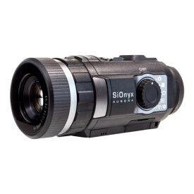 暗視スコープ SiOnyx(サイオニクス) 防水型超高感度デイナイトビジョンカメラ Aurora Black C011600
