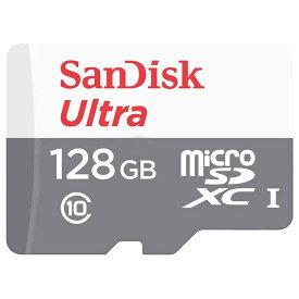 【ネコポス便配送制限12点まで】SanDisk SDSQUNR-128G-GN6MN[並行輸入海外パッケージ]